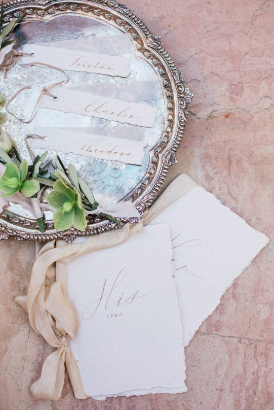 Whimsical Romantic Wedding Inspiration With Grace Kelly Vibes – Fiorello Photography 27