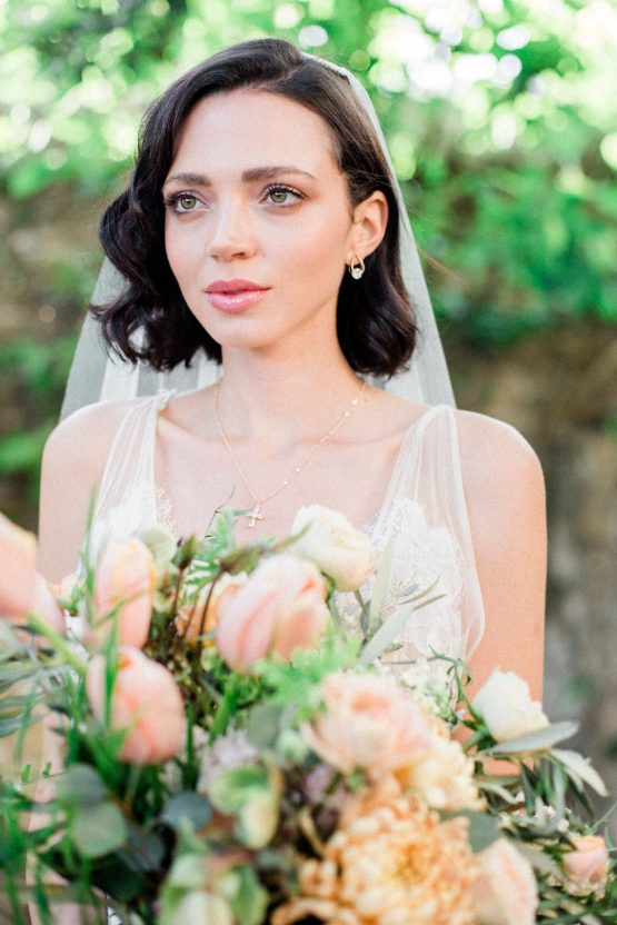 Whimsical Romantic Wedding Inspiration With Grace Kelly Vibes – Fiorello Photography 41