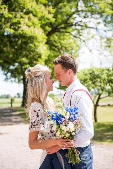 Wildflower Wedding With A Colorful Floral Wedding Dress – Jessica Grace Photography 27