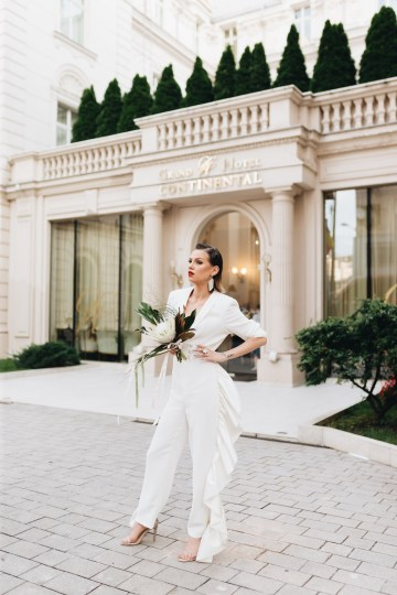 Avant-Garde Urban Bridal Inspiration from Bucharest – Wedding Stories – Moon Events 12