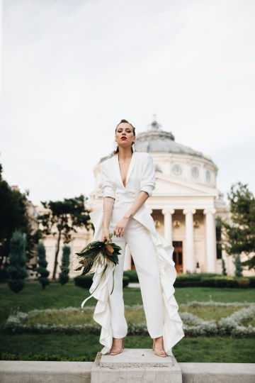 Avant-Garde Urban Bridal Inspiration from Bucharest – Wedding Stories – Moon Events 6