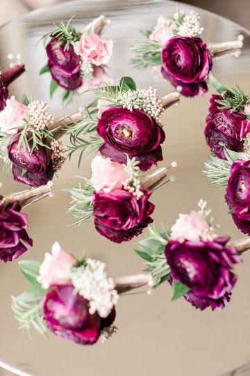Beautiful Burgundy Hindu Fusion Wedding – Danielle Harris Photography 13