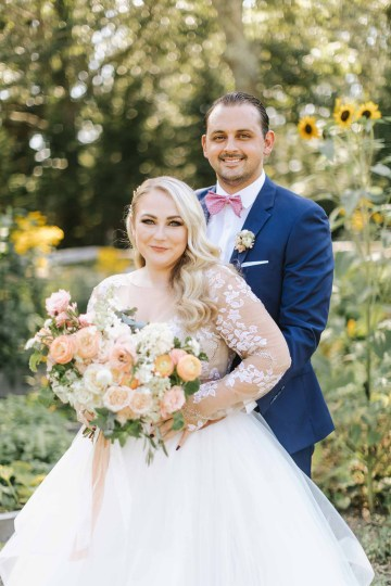 Cheery Marthas Vineyard Summer Wedding – Lena Mirisola Weddings 19