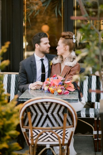 Colorful Retro Elopement Inspiration – Hope Helmuth Photography 34