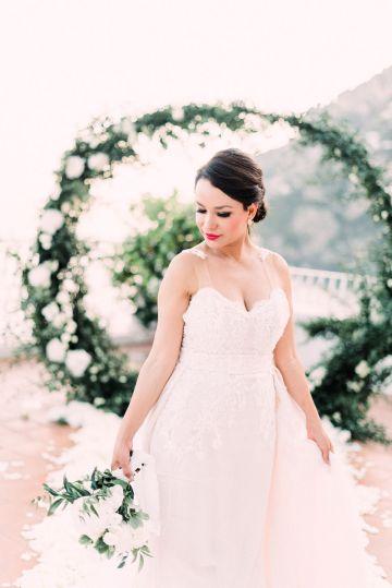 Dramatic Breathtaking Positano Destination Wedding – Lace and Luce Photography 26
