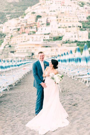 Dramatic Breathtaking Positano Destination Wedding – Lace and Luce Photography 31