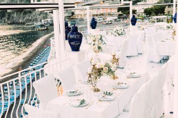 Dramatic Breathtaking Positano Destination Wedding – Lace and Luce Photography 4