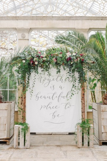 Elegant Berry and Cherry Red Wedding Inspiration – Claire Graham Photography 28