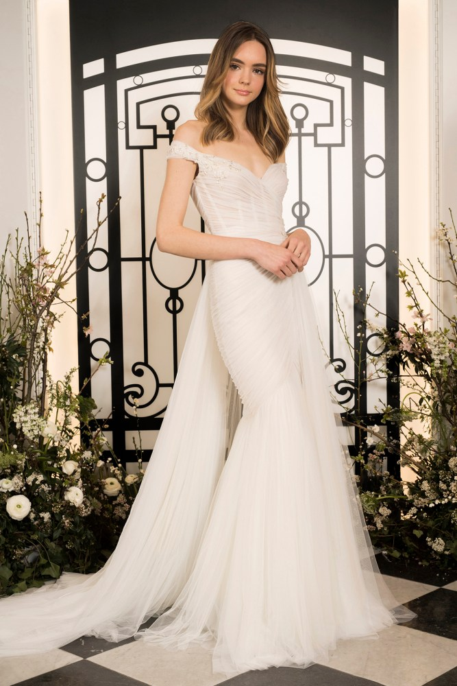 e19798b8cf30 Destination Brides Will Love Jenny Packham's New Wedding Dress Collection