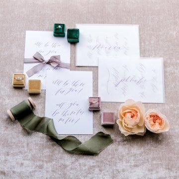 Monica Phoebe and Rachel Friends Bridal Inspiration – Lora Grady Photography 5