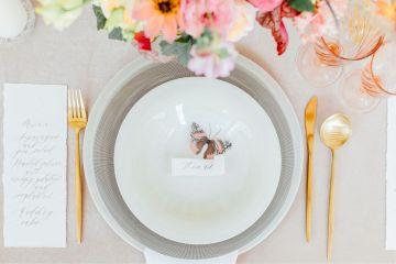 Pretty Butterfly Inspired Wedding Ideas – Anja Schneemann Photography 1