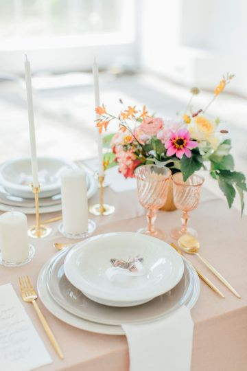 Pretty Butterfly Inspired Wedding Ideas – Anja Schneemann Photography 11
