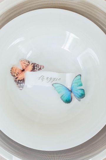Pretty Butterfly Inspired Wedding Ideas – Anja Schneemann Photography 22