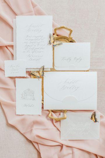 Pretty Butterfly Inspired Wedding Ideas – Anja Schneemann Photography 35