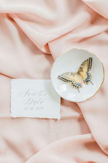 Pretty Butterfly Inspired Wedding Ideas – Anja Schneemann Photography 36