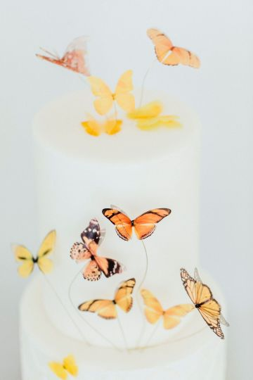 Pretty Butterfly Inspired Wedding Ideas – Anja Schneemann Photography 45