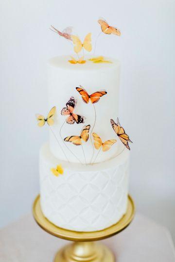 Pretty Butterfly Inspired Wedding Ideas – Anja Schneemann Photography 47