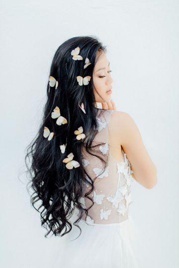 Pretty Butterfly Inspired Wedding Ideas – Anja Schneemann Photography 50