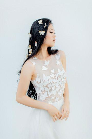 Pretty Butterfly Inspired Wedding Ideas – Anja Schneemann Photography 51