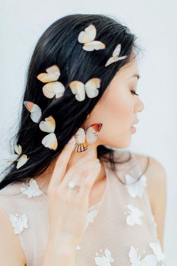 Pretty Butterfly Inspired Wedding Ideas – Anja Schneemann Photography 52