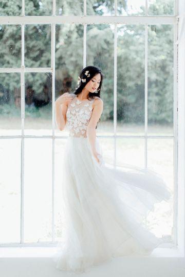 Pretty Butterfly Inspired Wedding Ideas – Anja Schneemann Photography 56