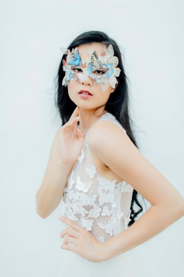 Pretty Butterfly Inspired Wedding Ideas – Anja Schneemann Photography 62