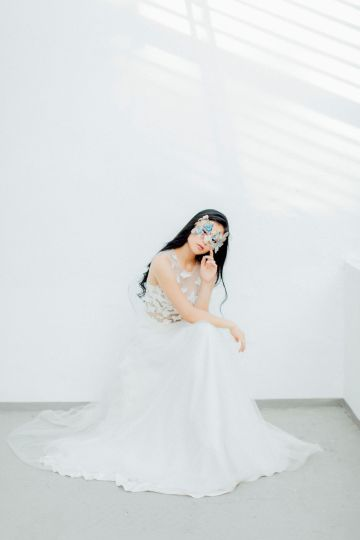 Pretty Butterfly Inspired Wedding Ideas – Anja Schneemann Photography 65