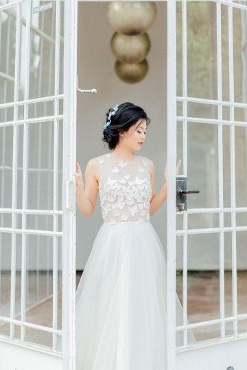 Pretty Butterfly Inspired Wedding Ideas – Anja Schneemann Photography 69