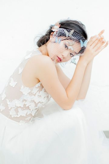 Pretty Butterfly Inspired Wedding Ideas – Anja Schneemann Photography 72