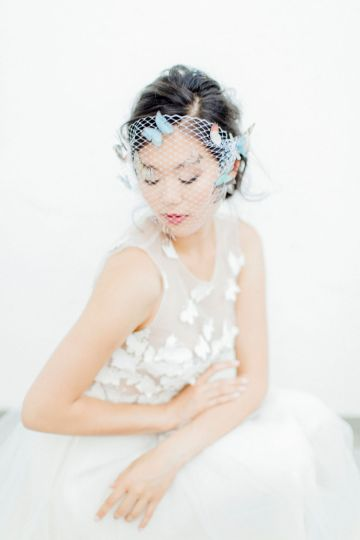 Pretty Butterfly Inspired Wedding Ideas – Anja Schneemann Photography 73
