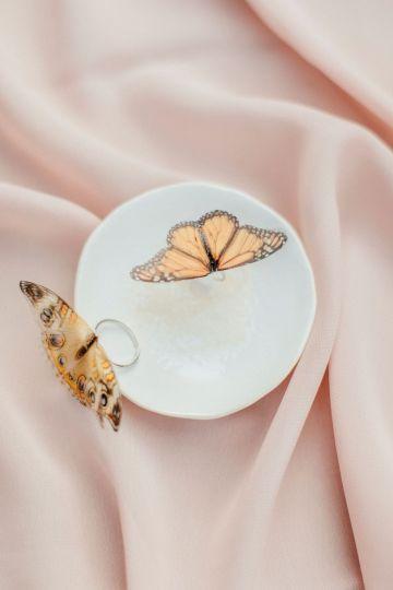 Pretty Butterfly Inspired Wedding Ideas – Anja Schneemann Photography 75