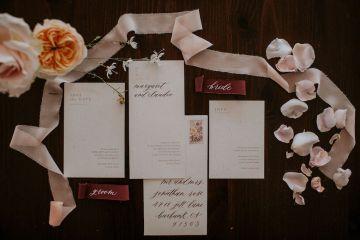 Romantic Vintage Italian Winery Wedding Inspiration – Giulia Santarelli 1