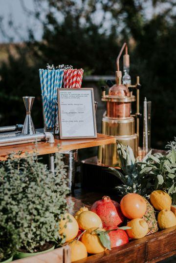 Romantic Vintage Italian Winery Wedding Inspiration – Giulia Santarelli 18