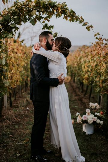 Romantic Vintage Italian Winery Wedding Inspiration – Giulia Santarelli 28