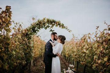 Romantic Vintage Italian Winery Wedding Inspiration – Giulia Santarelli 3