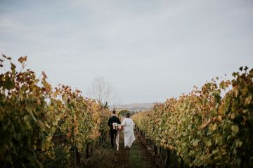 Romantic Vintage Italian Winery Wedding Inspiration – Giulia Santarelli 5