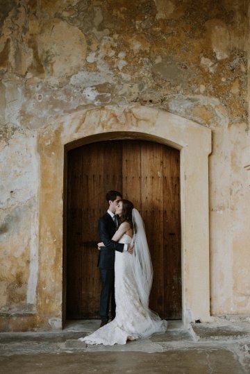 Romantic and Historic San Juan Puerto Rico Wedding – Violet Short Photography 23