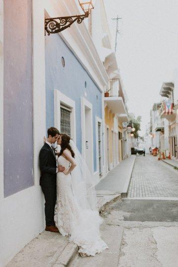 Romantic and Historic San Juan Puerto Rico Wedding – Violet Short Photography 24