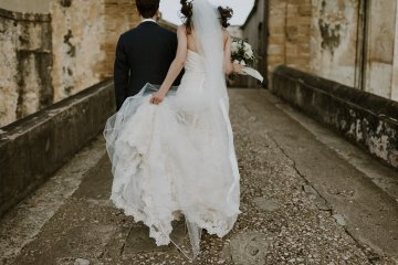 Romantic and Historic San Juan Puerto Rico Wedding – Violet Short Photography 37