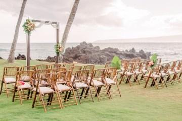 Tropical Maui Lava Field Wedding – Marlayna Photography 7