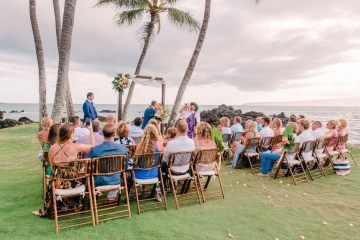 Tropical Maui Lava Field Wedding – Marlayna Photography 9