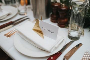 City Chic London Town Hall Winter Wedding – Miss Gen Photography 16