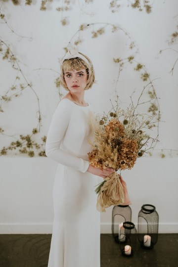 Dried Florals and Modern Minimalistic Wedding Inspiration – Maja Tsolo Photography 33