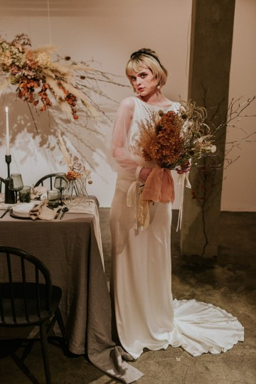 Dried Florals and Modern Minimalistic Wedding Inspiration – Maja Tsolo Photography 48