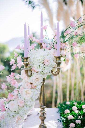 Modern Fashion-Forward Black White and Pink Greek Wedding Inspiration – Panos Demiropoulos 29