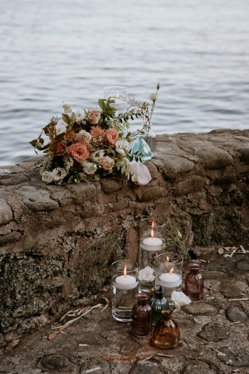 Rose Gold and Copper Cinque Terre Fall Wedding Inspiration – Di Luce e d Ombra – Greta Betton Wedding Planner 21