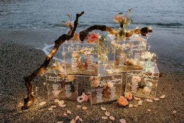 Rose Gold and Copper Cinque Terre Fall Wedding Inspiration – Di Luce e d Ombra – Greta Betton Wedding Planner 9