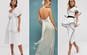 20 Rehearsal Dinner Dresses & Jumpsuits For Every Type Of Bride