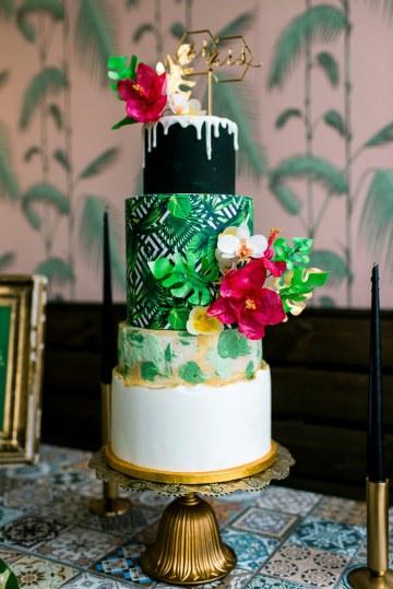 Bold Tropical Wedding Inspiration – Katerina Antos-Lewis Photography 18
