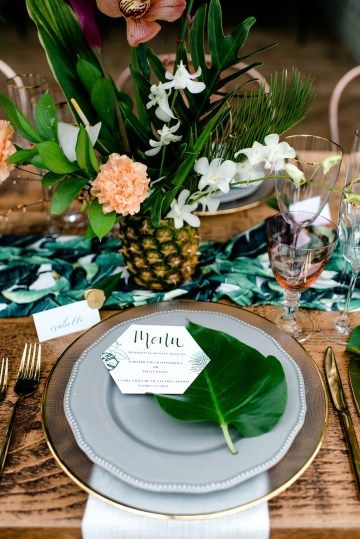 Bold Tropical Wedding Inspiration – Katerina Antos-Lewis Photography 29